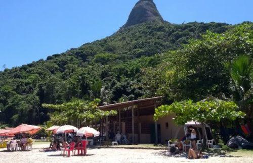 camping do Seu Orlando-Saco do Mamanguá-paraty-rj 3