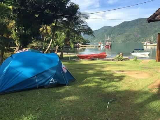 camping do Seu Orlando-Saco do Mamanguá-paraty-rj 5