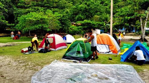 camping do Seu Orlando-Saco do Mamanguá-paraty-rj 8 - foto:http://trilharemochilar.blogspot.com