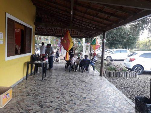 Camping Caseirão - Bar e Restaurante-ponte nova-MG-1
