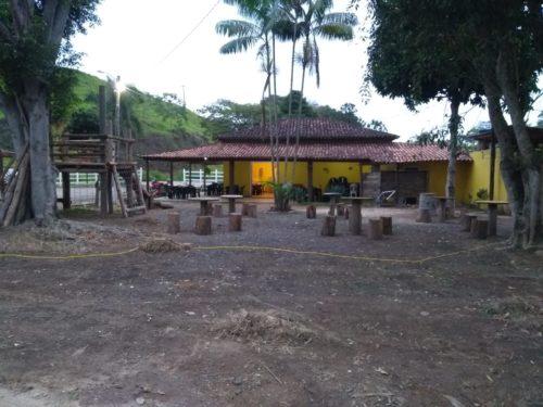 Camping Caseirão - Bar e Restaurante-ponte nova-MG-110