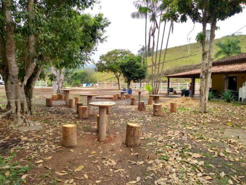 Camping Caseirão - Bar e Restaurante-ponte nova-MG-114
