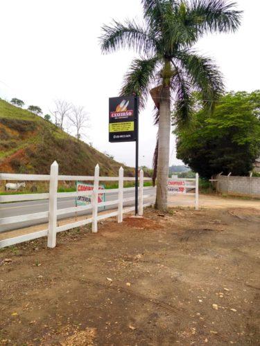Camping Caseirão - Bar e Restaurante-ponte nova-MG-115