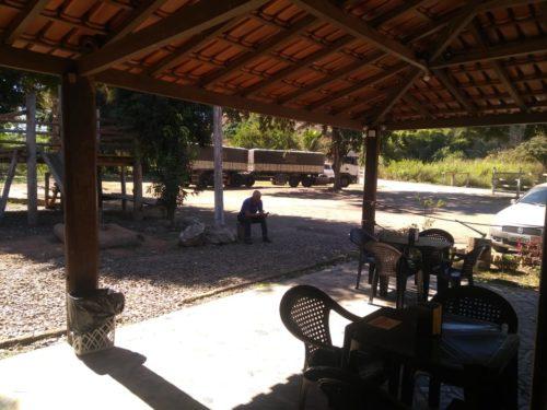 Camping Caseirão - Bar e Restaurante-ponte nova-MG-116