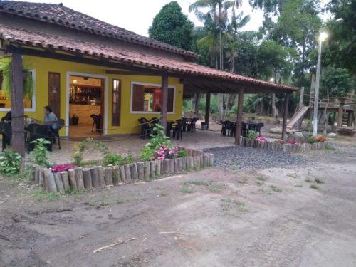 Camping Caseirão - Bar e Restaurante-ponte nova-MG-19