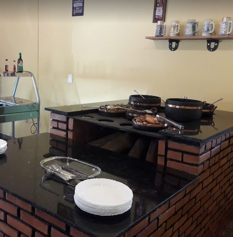 Camping Caseirão - Bar e Restaurante-ponte nova-MG-7
