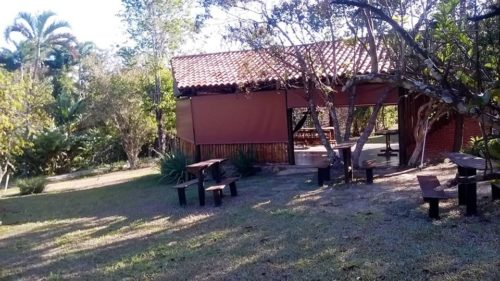 Camping Sítio Alegria - Brasília-df-5