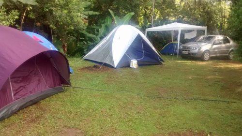 Camping e Pousada Cachoeira do Perequê