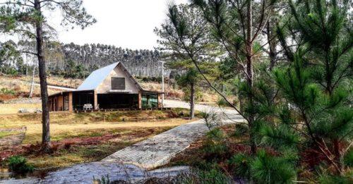 Camping e Pousada Chakras