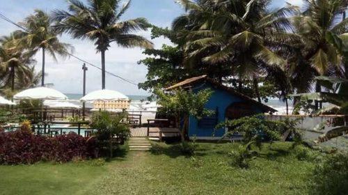Apoio RV – Quiosque Praia da Bica – Ilhéus