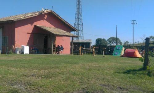 Camping Cabanha Esperança do AEC
