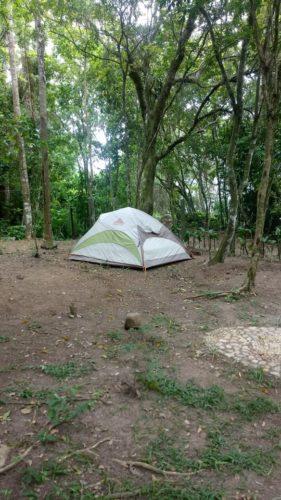 Camping Portal da Índia