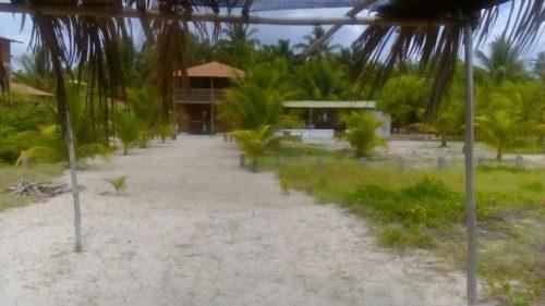 Camping Praia Dourada (em implantação)