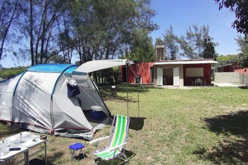 Camping Refúgio Na Praia