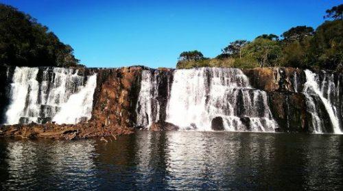 Camping Selvagem - Cachoeira da Usina velha-união da vitória-pr