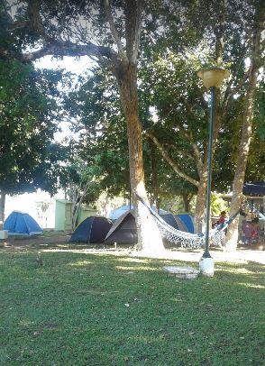 Camping do Bosque da Lagoa da Confusão