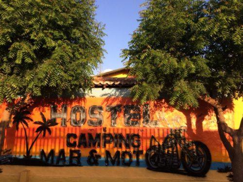 Camping e Hostel Mar & Moto-São Miguel do Gostoso-rn-1