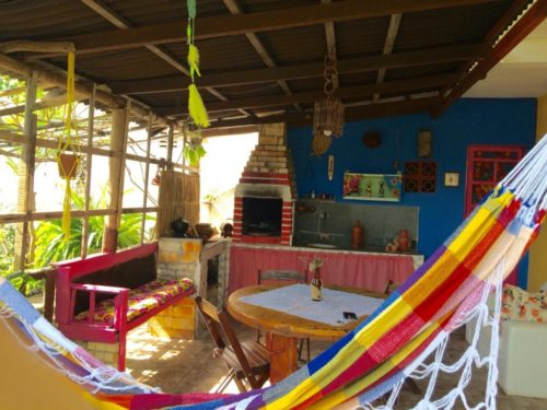 Camping e Hostel Mar & Moto-São Miguel do Gostoso-rn-8
