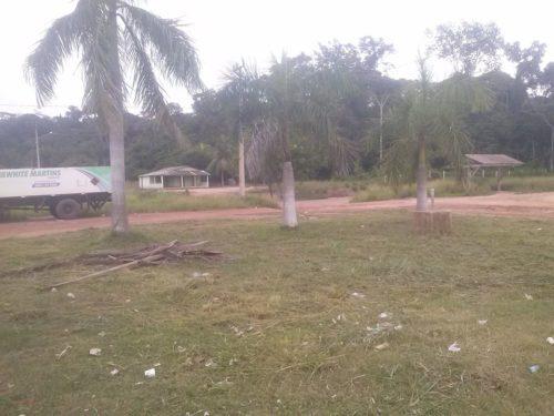Comunidade Novo Paraíso - Placas 3