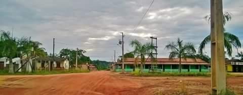 Comunidade Novo Paraíso - Placas 4