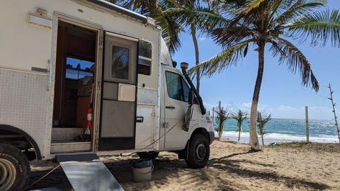 Apoio RV - Estacionamento do Batata - Cabo de Santo Agostinho 2