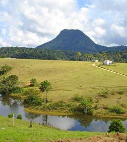 Apoio RV - Parque Nacional de Monte Pascoal