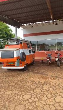 Apoio RV - Posto 93 - Anaurilândia ms 2  | Foto: Van Life Real