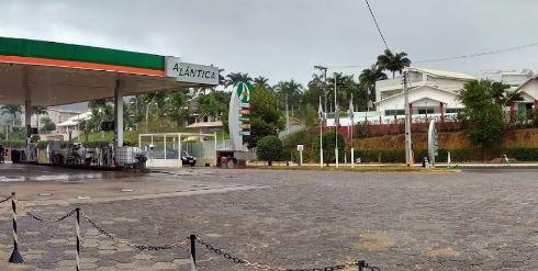 Apoio RV - Posto Atlântica - São Gabriel da Palha 2