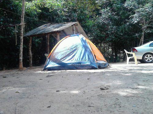 Camping Balneário Encontro das Águas - Carolina-MA-1