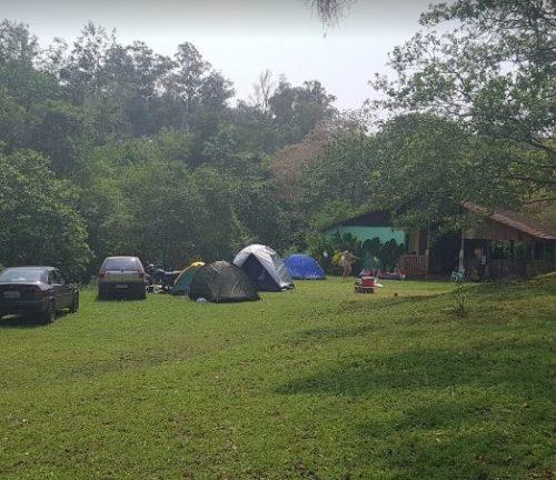 Camping Cachoeira da Onça
