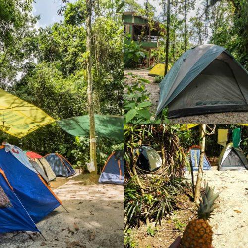Camping Hostel Rio das Pedras
