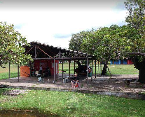 Camping Lago Do Caracaranã-normandia-rr-1