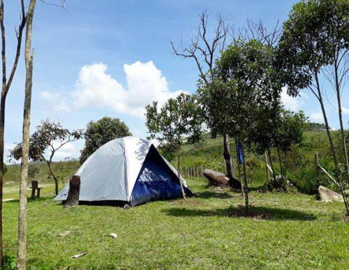 Camping Luau das Montanhas