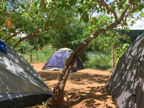 Camping Pousada Trilha do Velho Chico