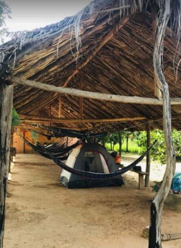 Camping Rota 110