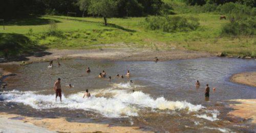 Camping Selvagem - Cachoeira do Bileto - Catas Altas 2