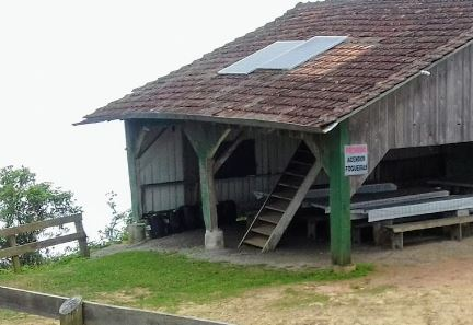 Camping Selvagem - Mirante Serra Paulo Kohler - Guabiruba 5