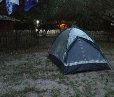 Camping do Corredor Leopoldo-Rio Grande-RS-4