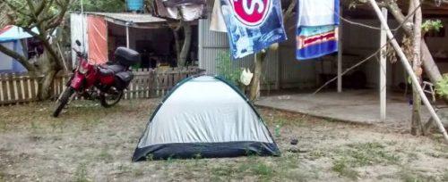 Camping do Corredor Leopoldo-Rio Grande-RS-5