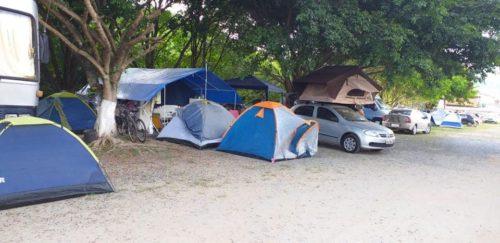 Camping e Pastelaria Chapecoense