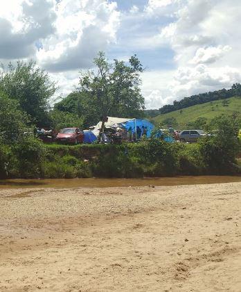 camping selvagem cachoeira do encontro-piedade de goiás-mg-4