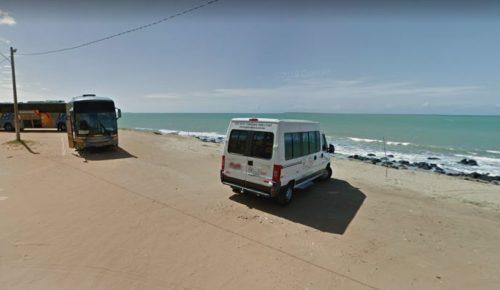 Apoio RV - Bolsão Estacionamento Praia - Baía Formosa