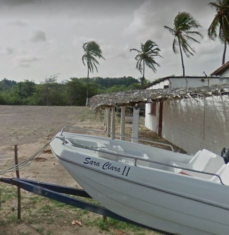 Apoio RV - Estacionamento Delta - Ilha Grande 2