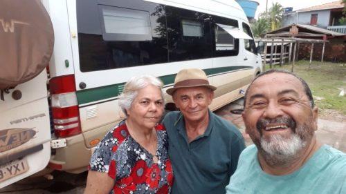 Apoio RV - Estacionamento do Paulinho - Marapanim 2