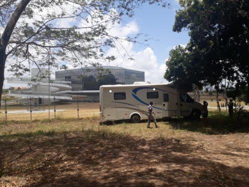 Apoio RV - Parque Ecológico Bosque dos Sonhos - João Pessoa 3