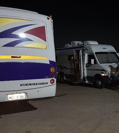Apoio RV - Posto Coqueiro - Rio Grande