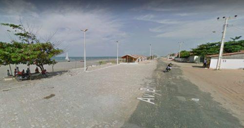 Apoio RV - Rua da Praia de Barreiras - Icapuí 2