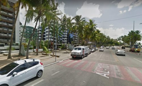 Apoio RV - Vaga Avenida Ponta Negra - Maceió