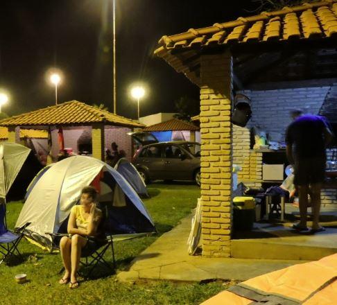 Camping Prainha Barra Mansa