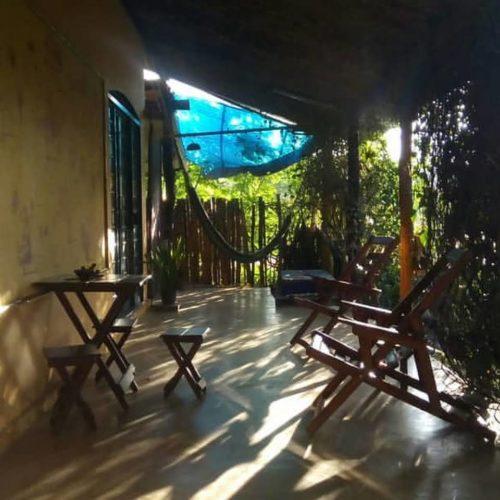 Camping Casa Amarela Espaço Múltiplo-São Jorge-Alto Paraíso de Goiás-Veadeiros-2